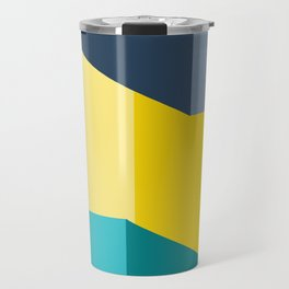 Almost Perfect- Simple Shapes Travel Mug
