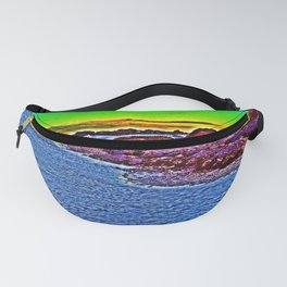 Saturated Surf Fanny Pack