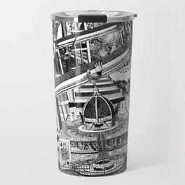 A VECES CUALQUIER COSA ES CUALQUIER COSA Travel Mug