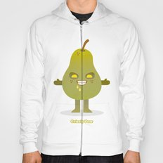 'Grizzly Pear' Robotic Hoody