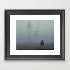 The Discovery  Framed Art Print