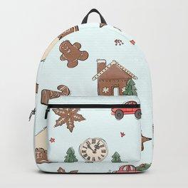 Christmas cookie Backpack