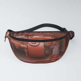 Red Tractor motor Fanny Pack