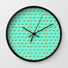 Project Burger Wall Clock
