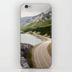 Icefields Parkway iPhone & iPod Skin