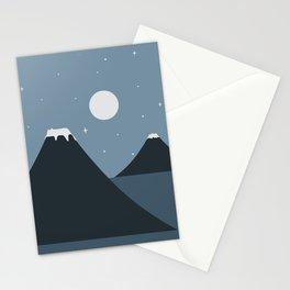 Cat Landscape 44 Stationery Cards
