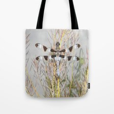 dragonfly tank Tote Bag