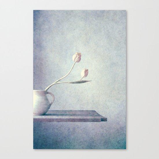 lilás II Canvas Print