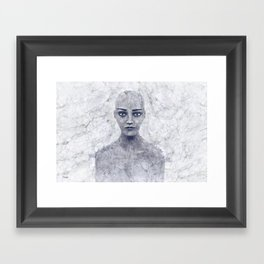 Deep Soul Framed Art Print