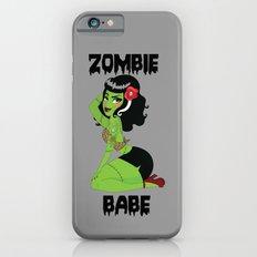 Zombie Babe iPhone 6s Slim Case