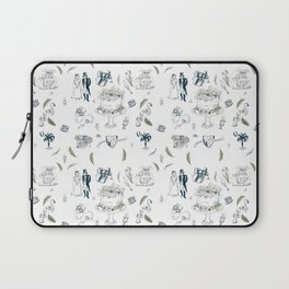 Bride and Preciousness Abigail Laptop Sleeve