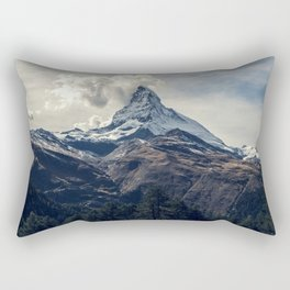 Crushing Clouds Rectangular Pillow