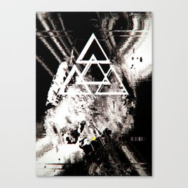 Omega Code — Ultimæ Canvas Print