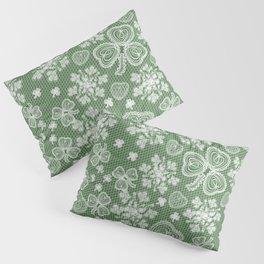 Irish Lace Pillow Sham