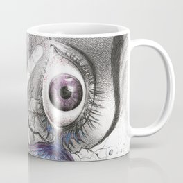 Learn to swim Coffee Mug