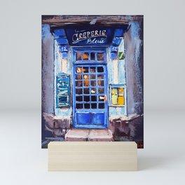 Creperie Mini Art Print