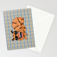 Kickflip Cat Stationery Cards