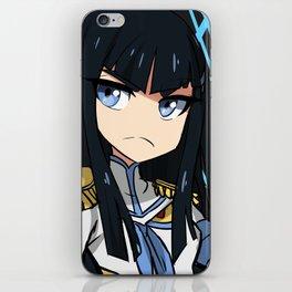 Kill La Kill: Satsuki Kiryuin  iPhone Skin