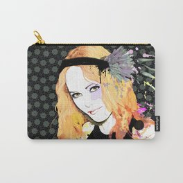 Vanessa paradis Carry-All Pouch