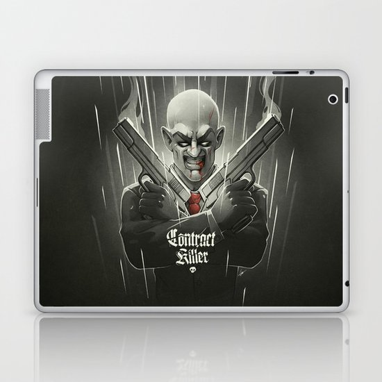 Contract Killer Laptop & iPad Skin