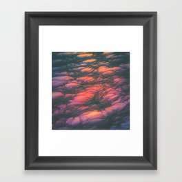 billows and bill Framed Art Print