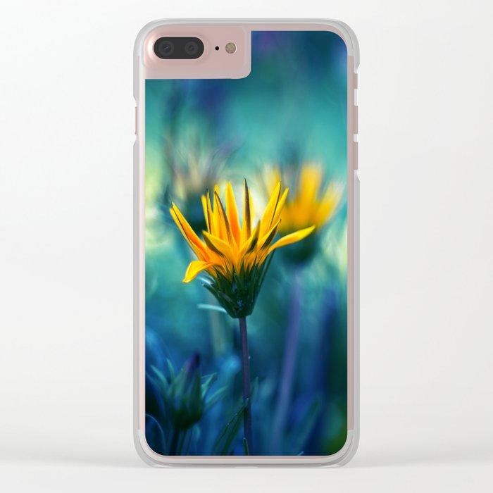 Little Sun Clear iPhone Case