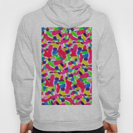Colourful Abstract Hoody