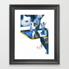 Dreams and Visions Framed Art Print