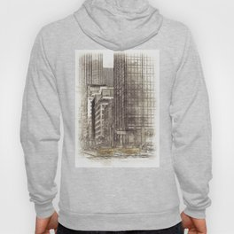 NYC Yellow Cabs NYPD - SKETCH Hoody
