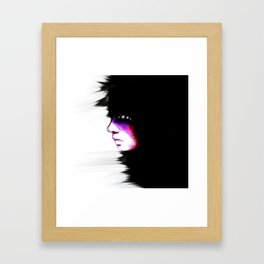 A Force to be Reckoned With  Framed Art Print