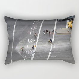 The Bowery, NYC 2011 Rectangular Pillow