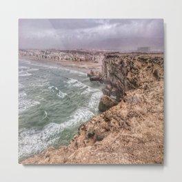 Taqah Beach Oman Metal Print