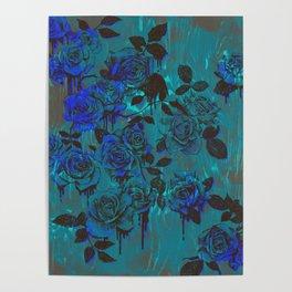 Royal Roses Poster