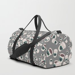 Star Butts Mermaids Coffee Duffle Bag