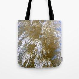 Pampas Grass - Cortaderia selloana Tote Bag