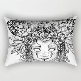 Cybercactus Rectangular Pillow