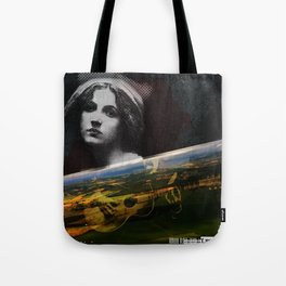person place thing 1 Tote Bag
