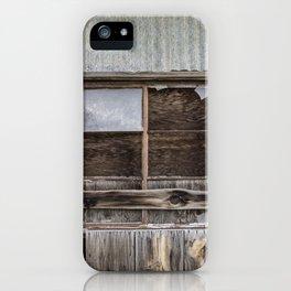 Santa Rosa Stripped iPhone Case