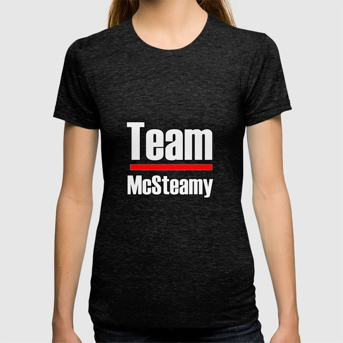 Team Mcsteamy Greys Anatomy T Shirt By Awesomenessx Society6