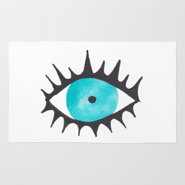 Evil Eye IV Rug