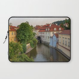 Water Mill, Kampa Island, Prague, Czech Republic Laptop Sleeve