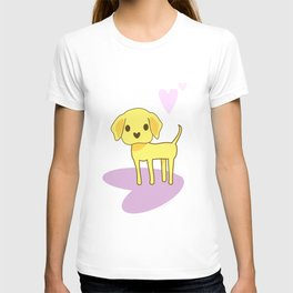 Lilah the Lab T-shirt
