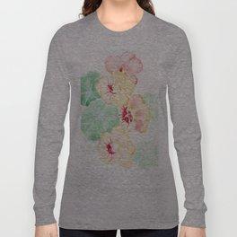 Summer Blush Long Sleeve T-shirt
