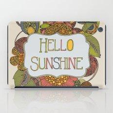 Hello Sunshine iPad Case