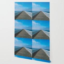 Boardwalking Wallpaper