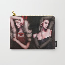 Alice and Maggie Carry-All Pouch