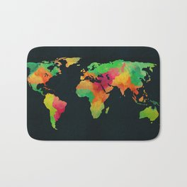 We are colorful Bath Mat
