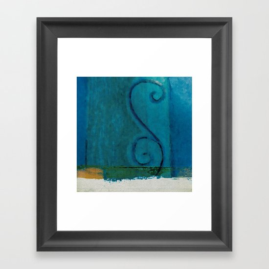 Listen Mcferrin Framed Art Print