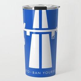 AutoBan Yourself Travel Mug