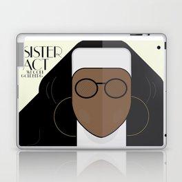 Sister Act, minimal Movie Poster, classic comedy film, funny, Whoopi Golberg, american cinema Laptop & iPad Skin
